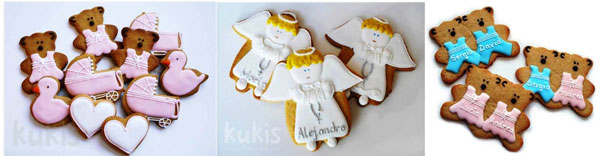 galletas decoradas glasa para bautizo_kukis fiesta