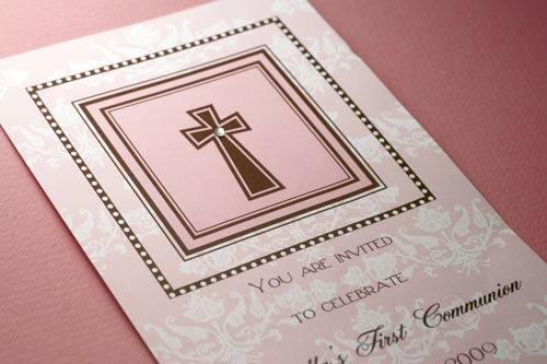recordatorio comunion rosa chocolate
