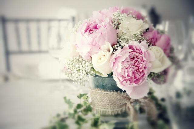 rosas bautizo