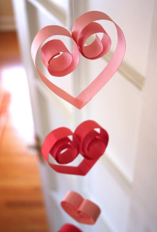 Guirnalda San Valentin