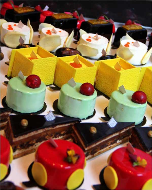 mesa de dulces colorida_Ralladura de coco
