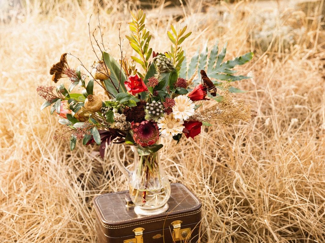 decoración floral eventos