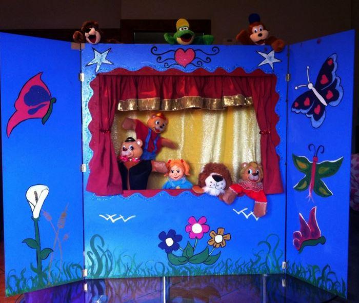 actuaciones de guiñol para fiestas infantiles