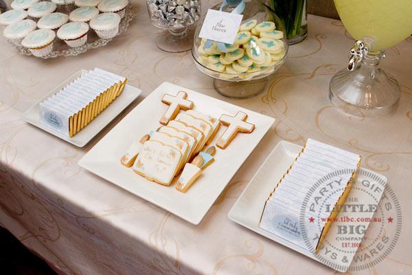 Inspiracion mesa dulces comunion shabby chic