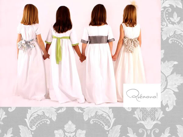 vestidos comunión
