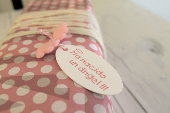 papel topos rosa-blanco_El tarro de ideas