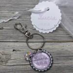 12-llaveros-recuerdo-de-Bautizo-lunares-rosa