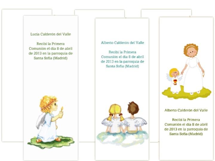 dibujos para invitaciones de bautizo:
