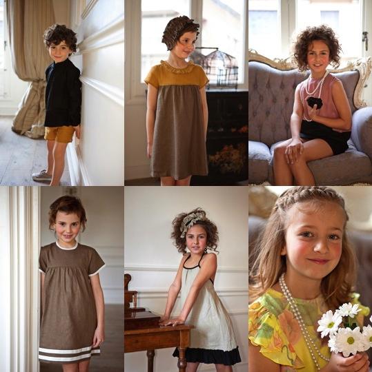 Vestidos para niñas elegantes para Bautizo o Comunión