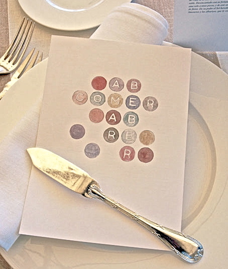 Invitaciones y tarjetas de Bautizo y Comunión pintadas a mano