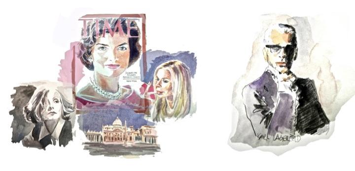 Tarjetas e invitaciones pintadas a mano para Bautizo y Comunión