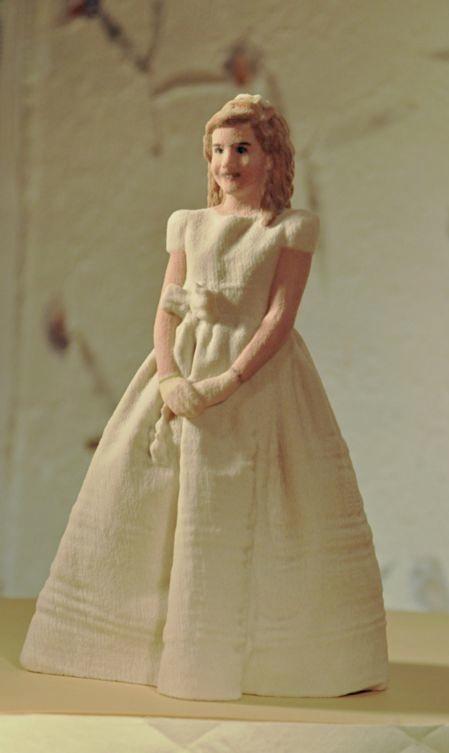 figuritas para tarta de Bautizo o comunión originales y personalizadas