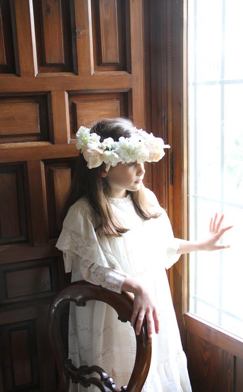 vestido de comunion original
