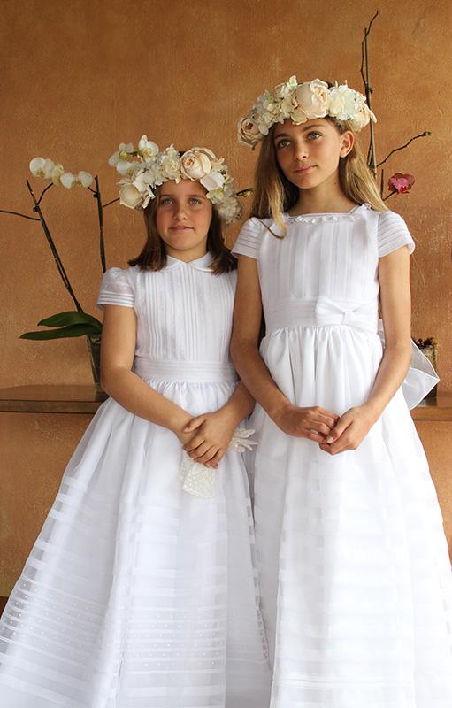 Vestidos para primera comunion 2013 bonitos