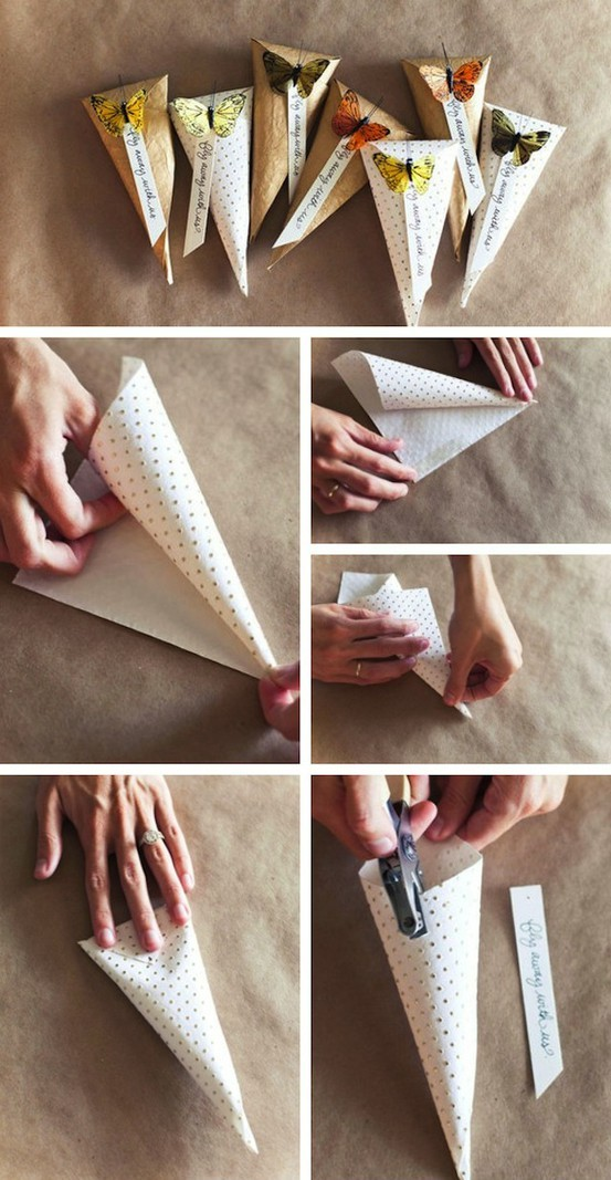 tutorial DIY ideas sencillas para decorar un Bautizo y Comunión