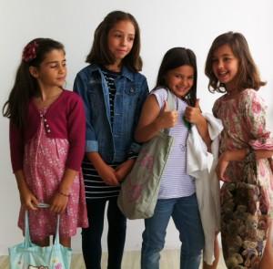 niñas-modelos