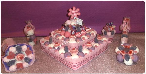 comunion tartas