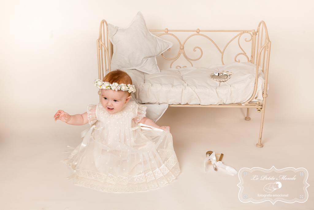 bautizo coronas de flores bebes