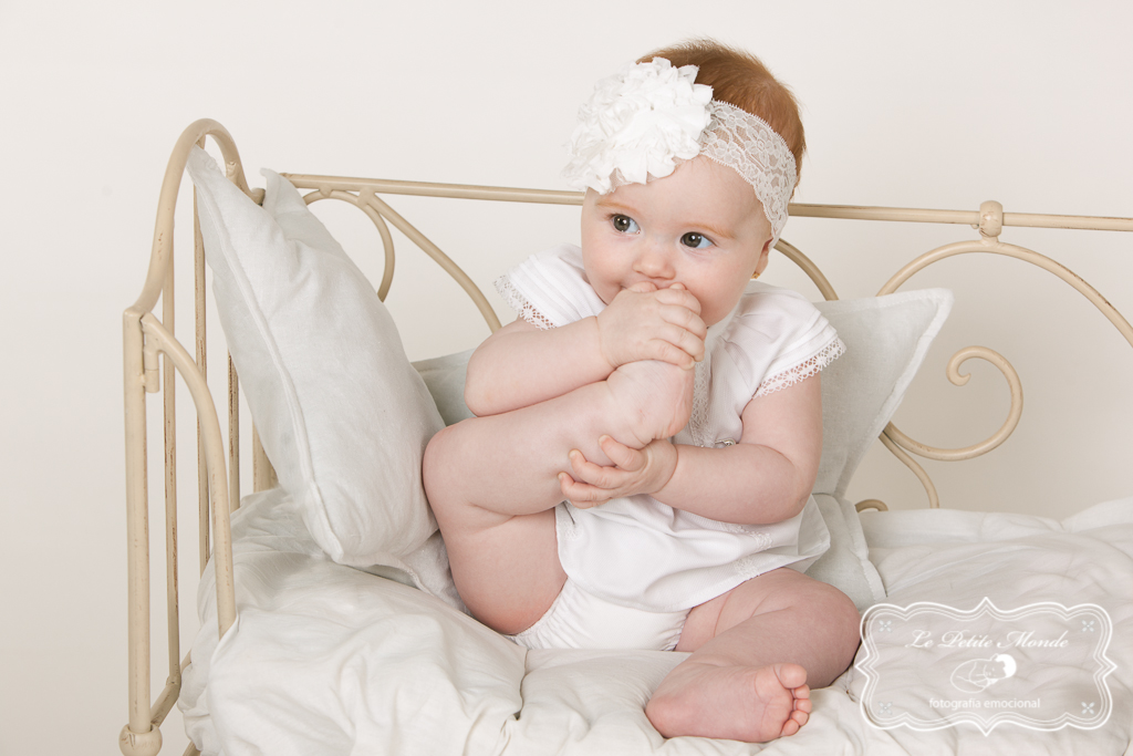 diadema bautizo bebé