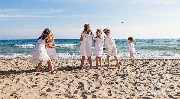 celebraciones infantiles verano