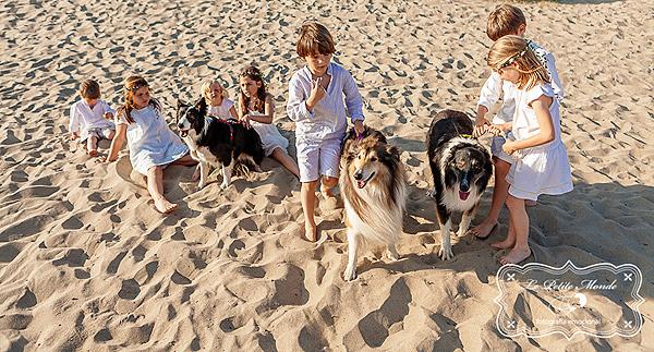 celebraciones infantiles en playa