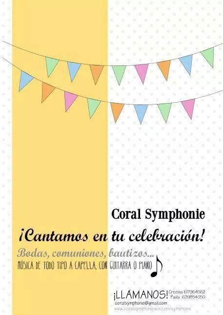 Coral Symphonie Música eventos