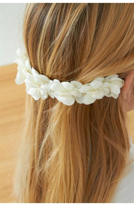 Peinados Para Ninas En El Dia De Su Primera Comunion Bautizo Y - Peinados-nias-comunin