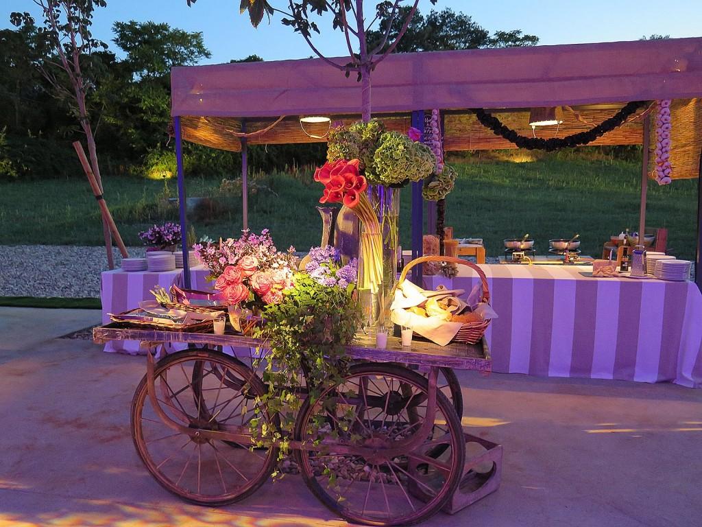 Finca Las Tenadas Celebraciones Comuniones Bautizos Carro Flores Jardines