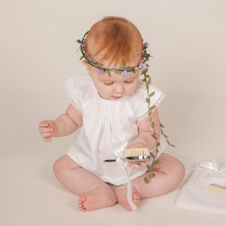 Conjunto primavera verano niñas bautizos El Recién Nacido Ropa bebés