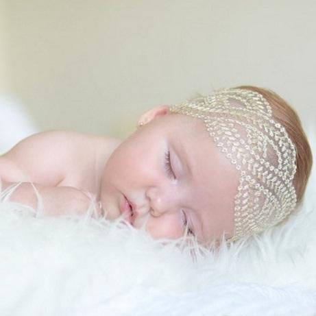 tocado recién nacido fotografía bebés