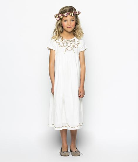 Nícoli Vestidos Niñas Invitadas Bautizos Comuniones