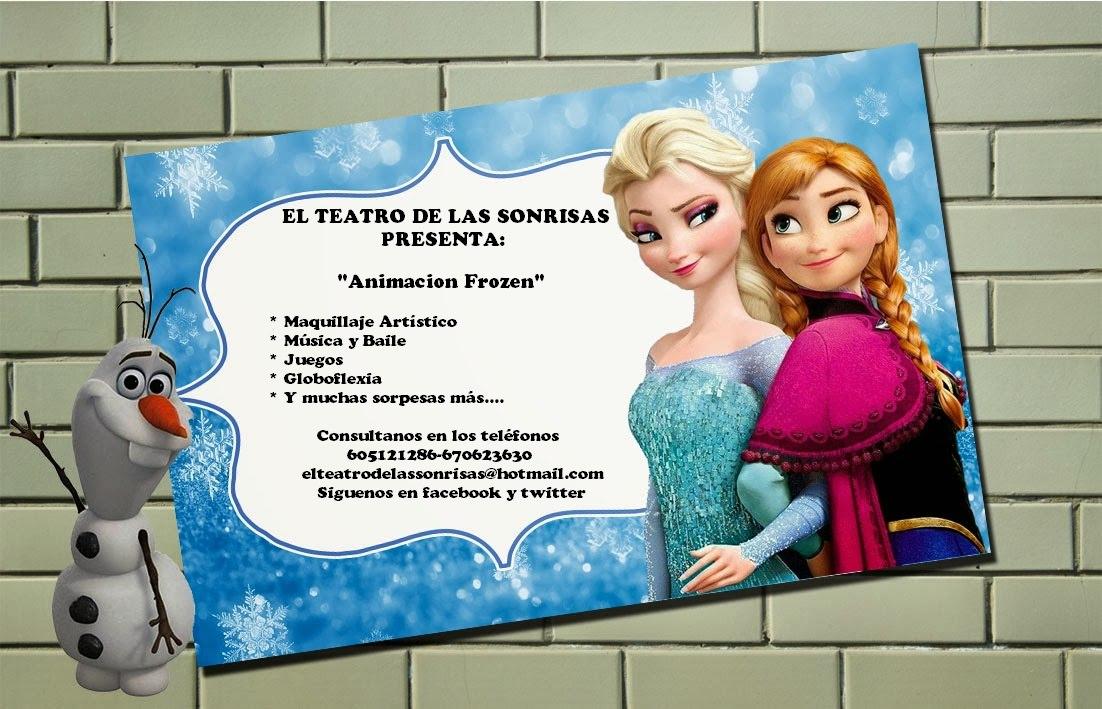 animacion frozen