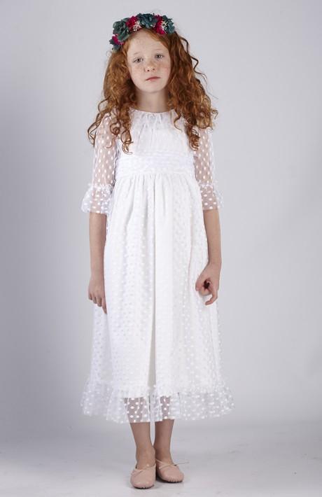 vestidos de comunion para niñas