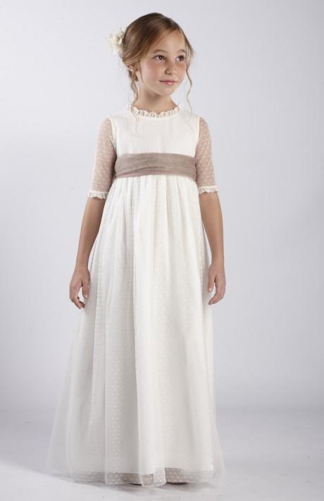 vestidos para comuniones