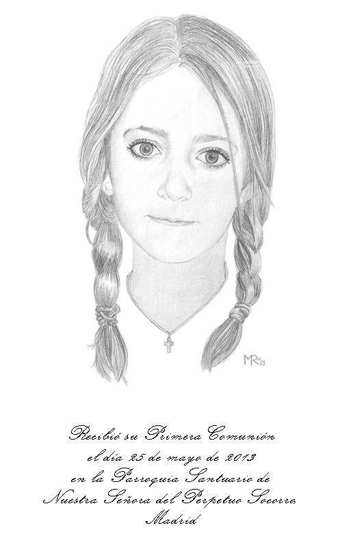 recordatorios-de-comunion-personalizados-cuadros-personalizados-retratos-a-lapiz-marta-de-la-rocha