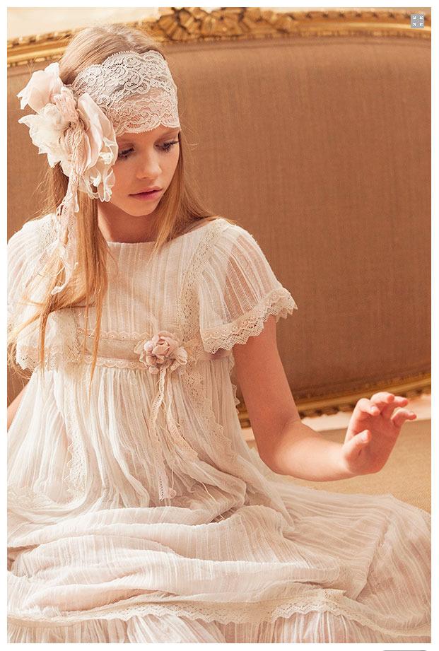 Vestidos de primera comunion hortensia maeso