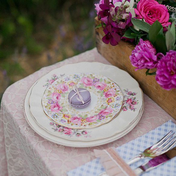 mesas dulces bonitas