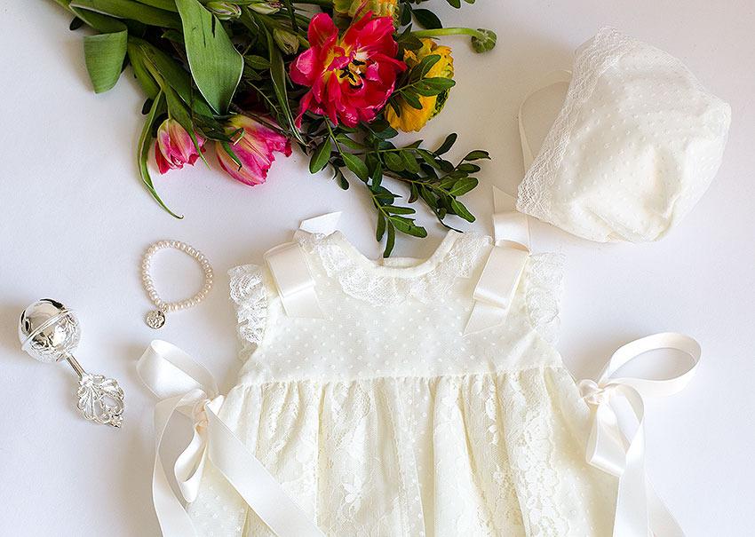 vestidos niño bautizo