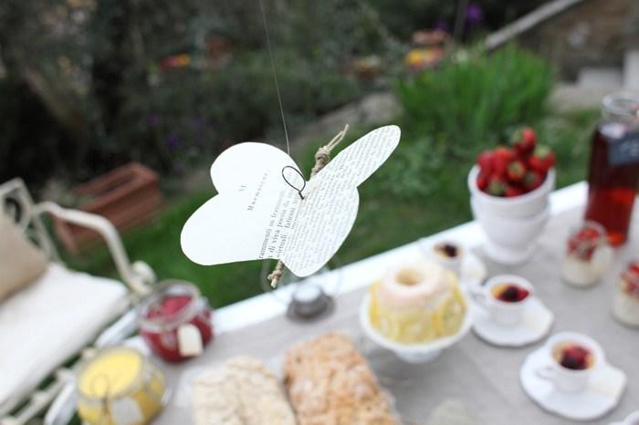 inspiración decoración mesas jardin