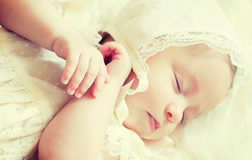 capotas y gorritos bebés