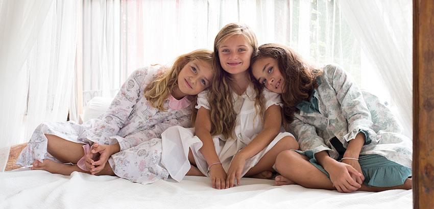 ropa de dormir para niñas