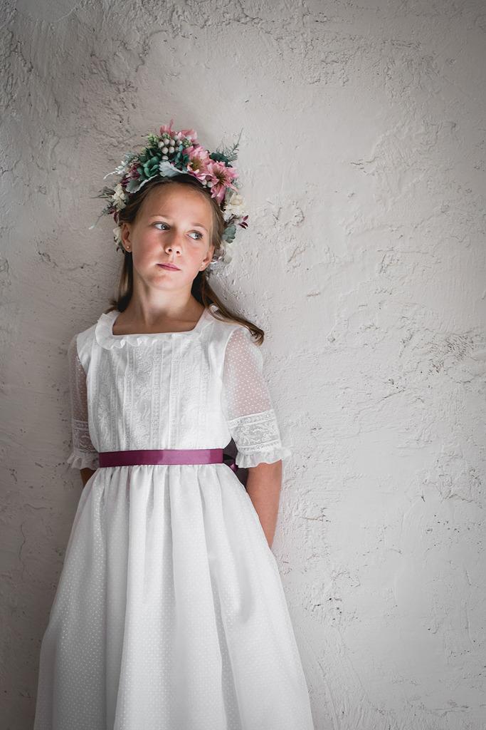 vestidos comunión Navascués
