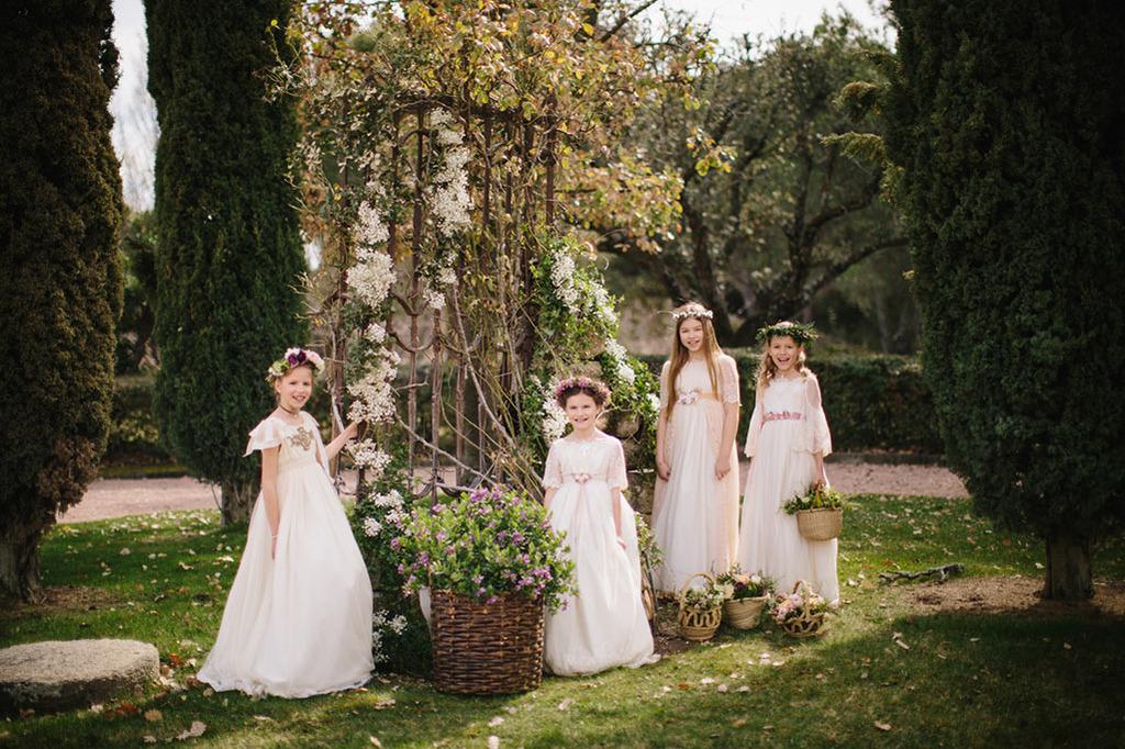 vestidos comunion vintage