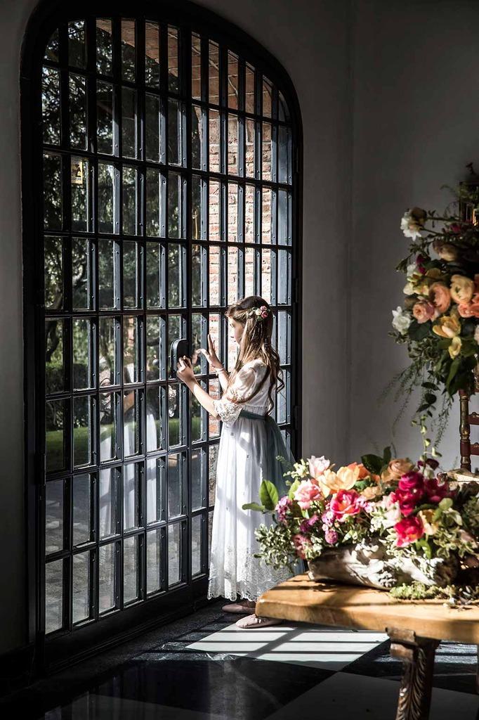eventos con flores