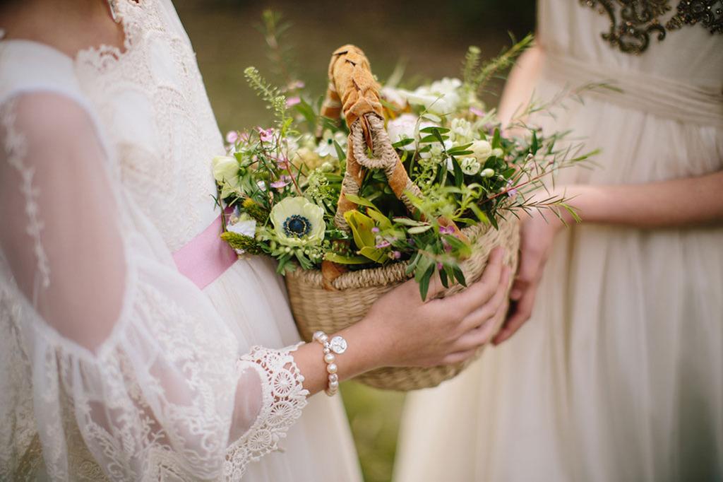 adornos florales primera comunion