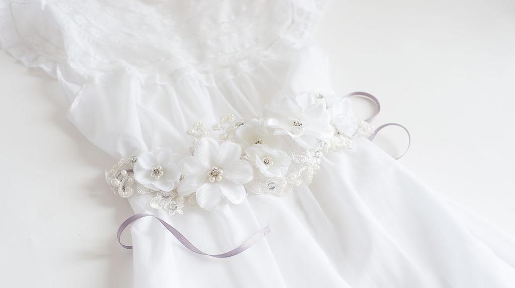 fajin vestido comunión
