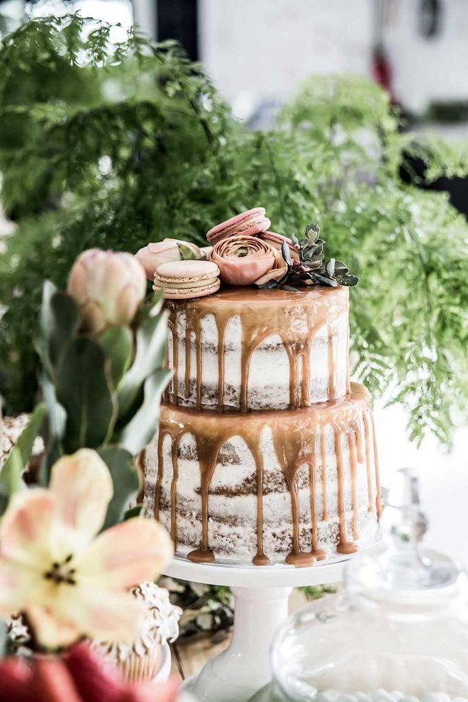 dulces y pasteles comuniones