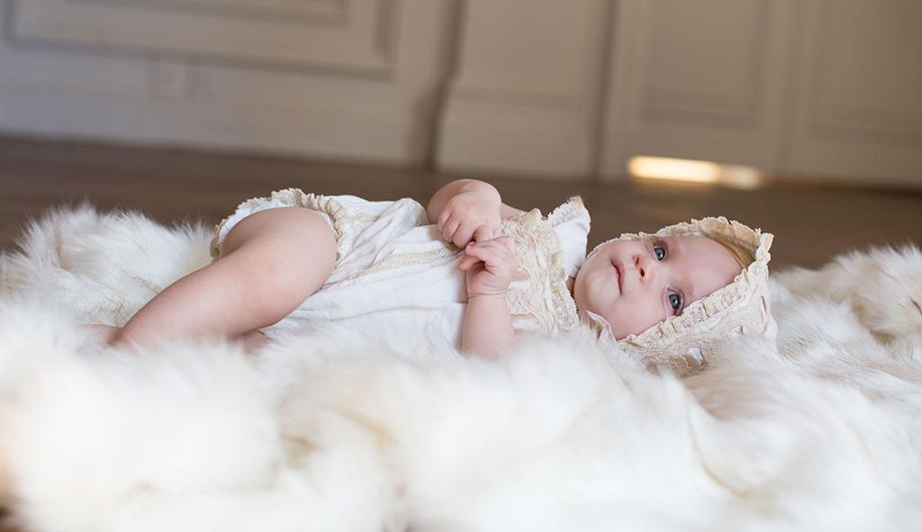 pelele niño bautizo