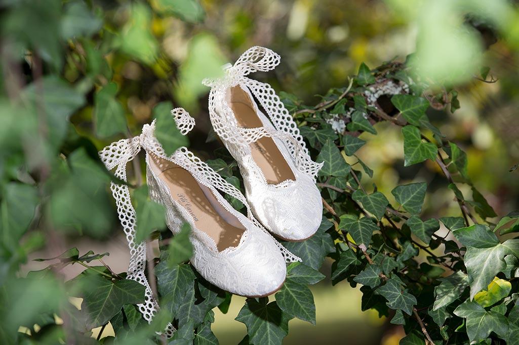 Zapatos y bailarinas para Comuniones