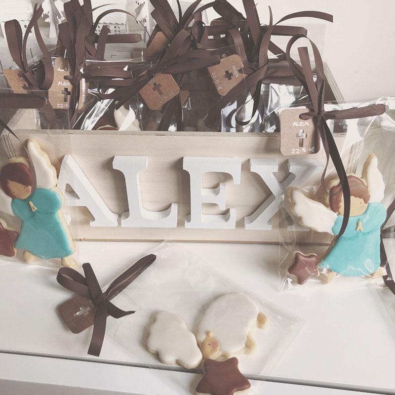 mesa de dulces para niños